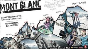 Mont Blanc - The wild side