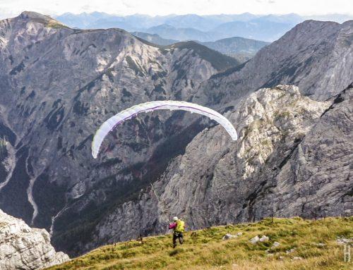 Heaven is a Halfpipe – Climb&Fly im Schobertal
