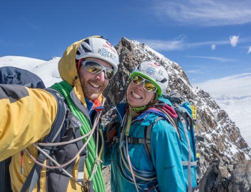 Alle Viertausender der Alpen
