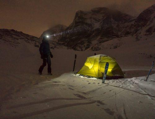 """Unser 8000er-Training: """"Schwere"""" Skitouren im Toten Gebirge"""