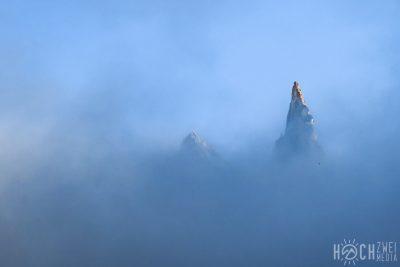 Aiguille Dibona Klettern Dauphine
