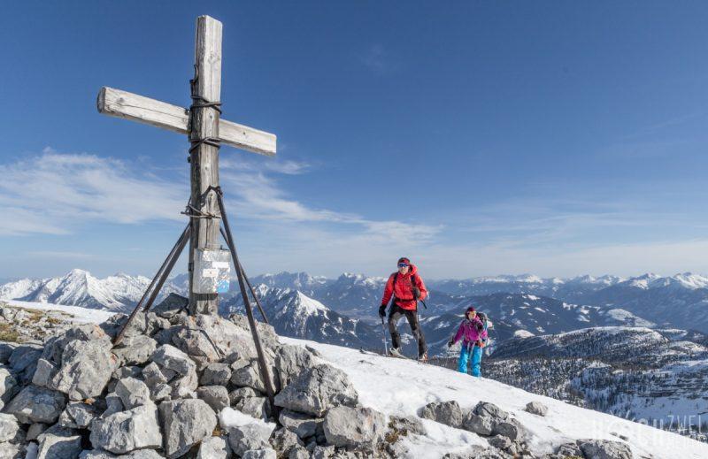 Skitour Rossarsch Warscheneck