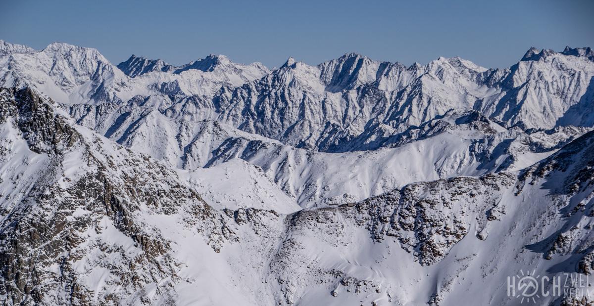 Skitour Wildspitze