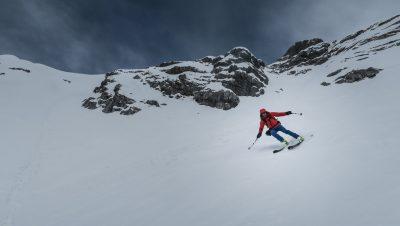 Skitour auf das Hochtor, Best of Gesäuse