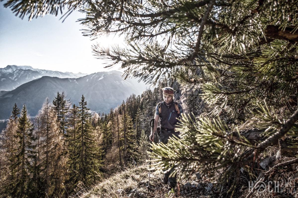 Wandern im Sengsengebirge