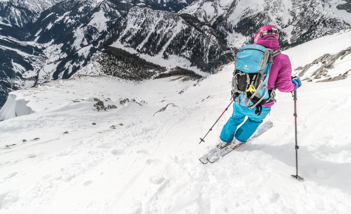 Skitour Lugauer Lugauerplan