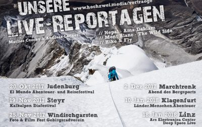 Flyer Vortragstermine Winter