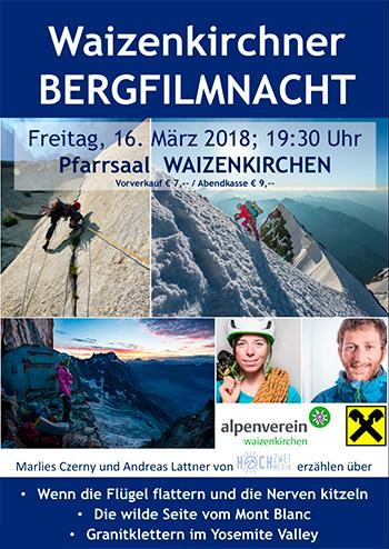 Waizenkirchner Bergfilmnacht