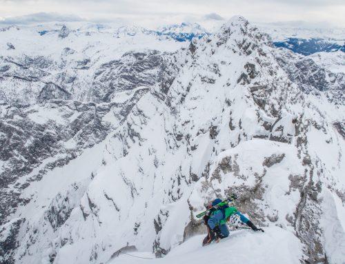 Watzmann-Überschreitung mit Ski: das Video