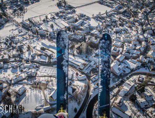 Ski&Fly: Auf der Jagd nach dem Schatz