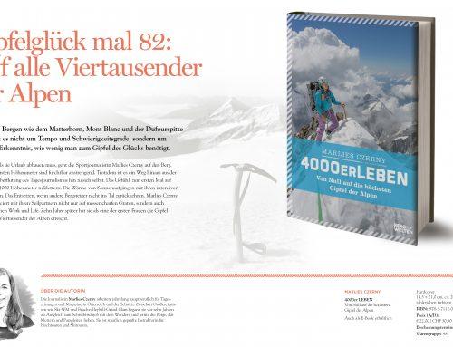 Neu als Buch: 4000ERLEBEN