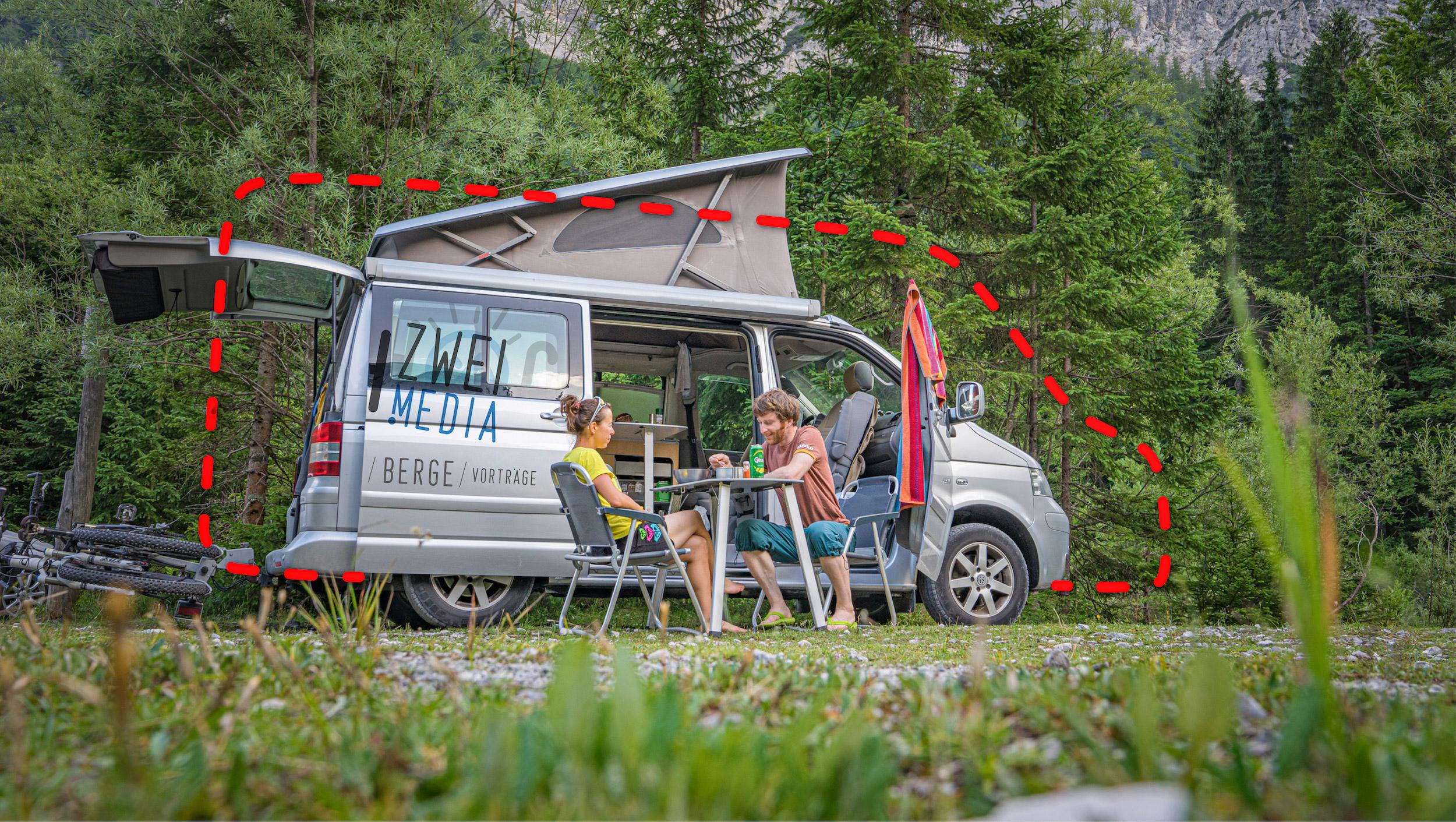Pimp My Van: Etwas Größeres muss her.