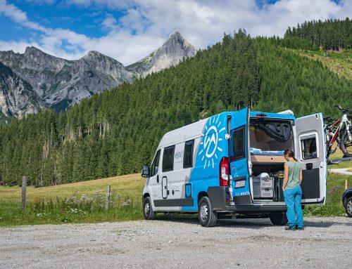 On the road: Von nun an leben wir im Van