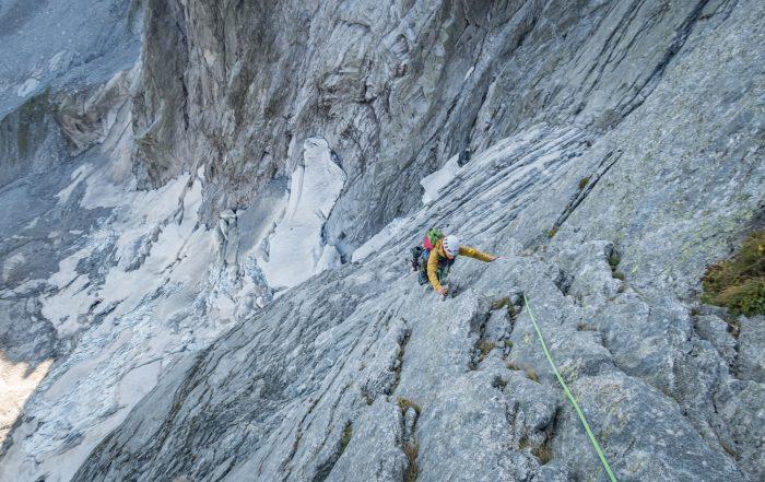 Klettertraum: Cassin am Badile