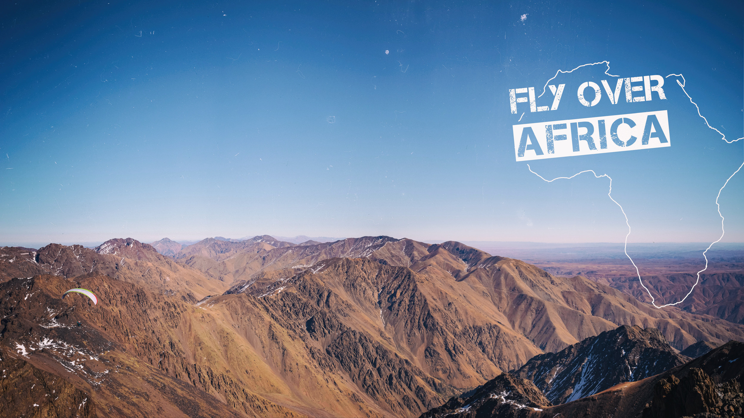 Toubkal - Hike & Fly