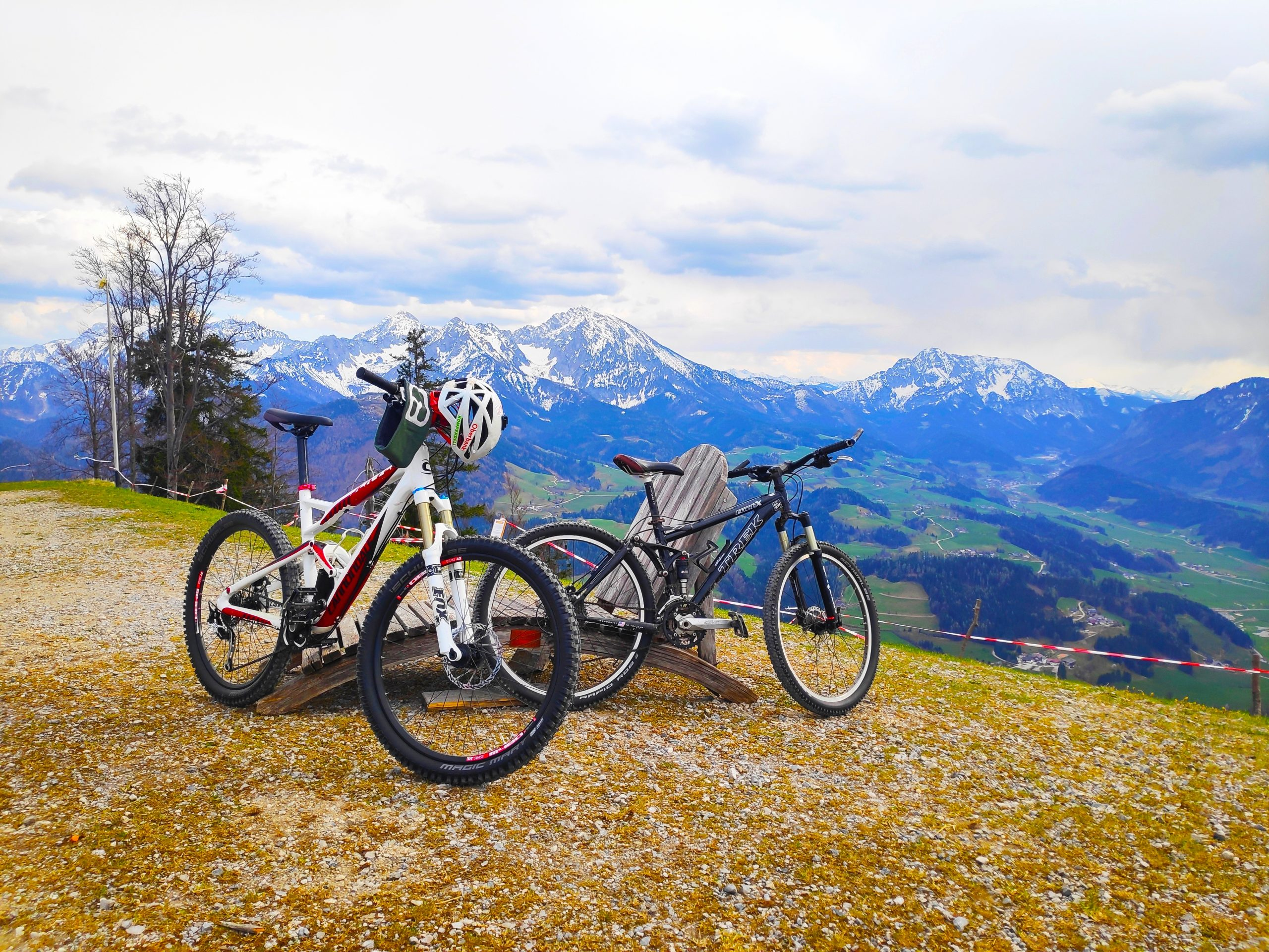 Bike Tour Kleinerberg