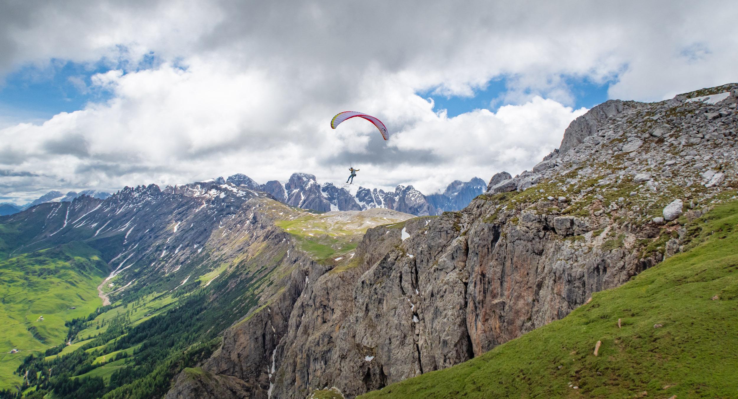 Schlern Climb&Fly