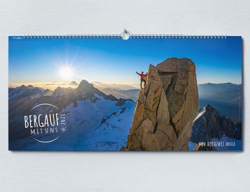 Bergauf mit uns – Kalender 2021